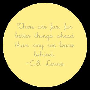 C.S. Lewis quotable